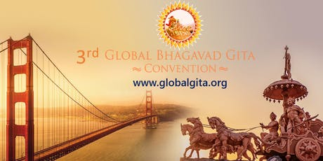 2019 Global Bhagavad Gita Convention tickets