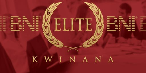 BNI Kwinana Elite Annual Business Sundowner