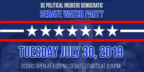 D.C. Political Insiders Debate Watch Party tickets
