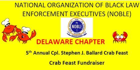 5th Annual Cpl. Stephen J. Ballard Crab Feast tickets