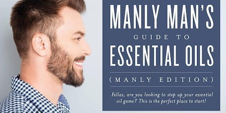 The Manly Guide to Men's Health tickets