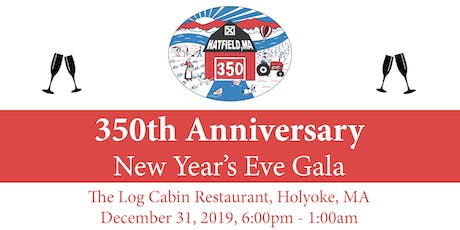 Hatfield 350th Anniversary New Year's Eve GALA tickets