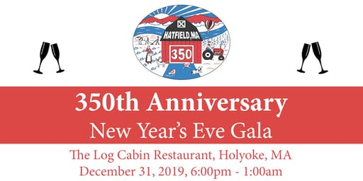 Hatfield 350th Anniversary New Year's Eve GALA