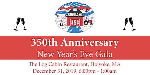 Hatfield 350th Anniversary New Year's Eve GALA