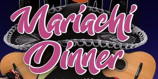 6th Annual Mariachi Dinner Fundraiser