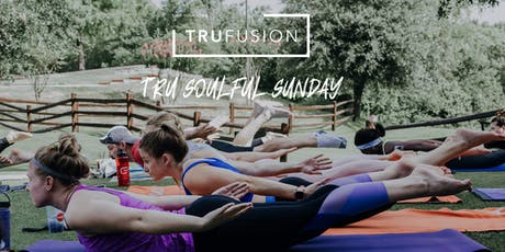 TruFusion + Topgolf - Soulful Sunday tickets