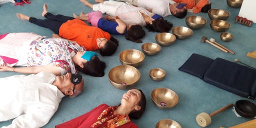 Singing Bowls healing level 1 workshop