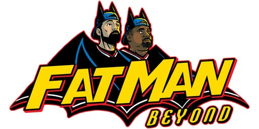 FATMAN BEYOND w/ Kevin Smith & Marc Bernardin at Scum & Villainy Cantina 8/20