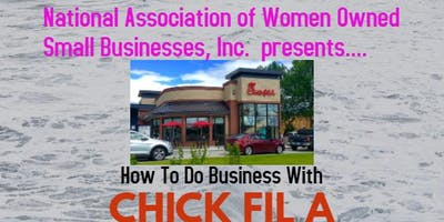 How To Do Business With CHICK FIL A