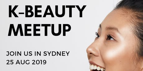 Sydney K-Beauty Meetup tickets