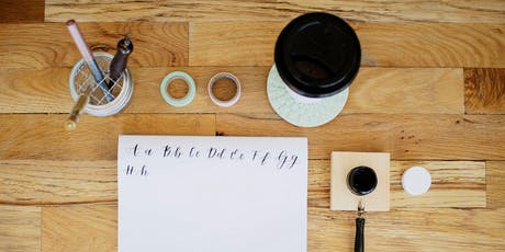 Intro to Modern Calligraphy tickets
