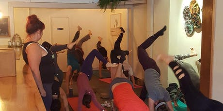 Summer Rejuvenation w Muddy Feet Yoga @Wild Culture Kombucha Taproom&Lounge tickets