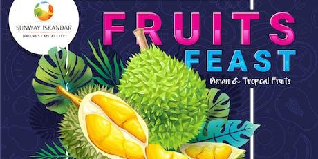 SUNWAY ISKANDAR FRUIT FEAST 2019  |  双威伊斯干达 夏日水果派对 2019 tickets
