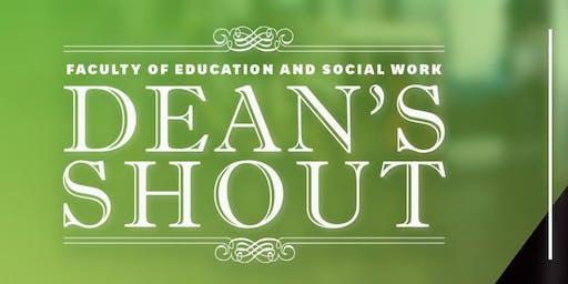 Deans Shout!