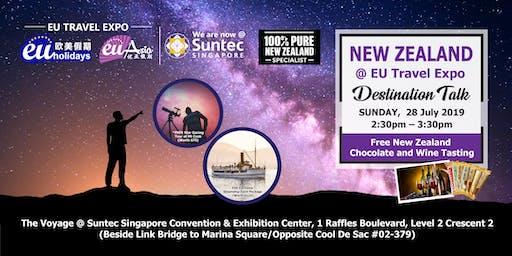New Zealand Destination Talk