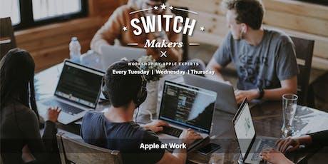 Apple at Work - Sarawak (Aeon Kuching Central) tickets
