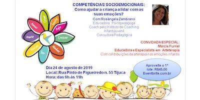 Competências Socioemocionais: Como ajudar a criança a lidar com as suas emoções?