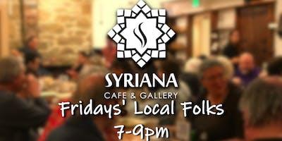 Local Folk Music Night – Oella Fellas