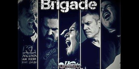 Paradigm Theatre Presents Brigade, Edmonton's Heart Tribute Band tickets