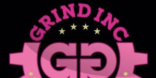 Grind Inc T-shirt sales