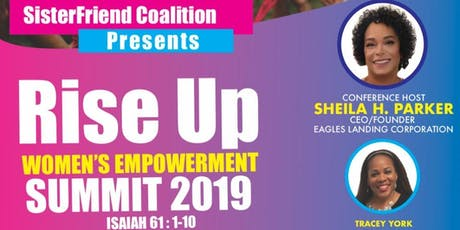 """ Rise Up"" Women's Empowerment Summit 2019 tickets"