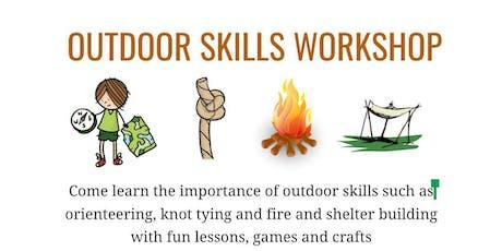 Outdoor Skills Workshop #2 tickets