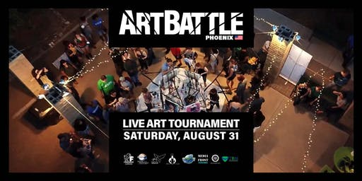 Art Battle Phoenix - August 31, 2019