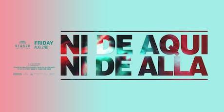 NI DE AQUI, NI DE ALLA (Acoustic) tickets