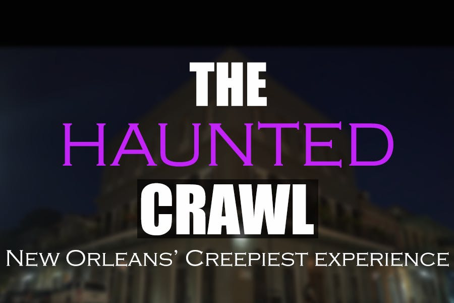 The Haunted Crawl - Ghosts, Hauntings and Booze