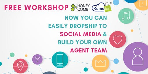 FREE WORKSHOP Win Sales Easily On Facebook, WhatsApp, Wechat