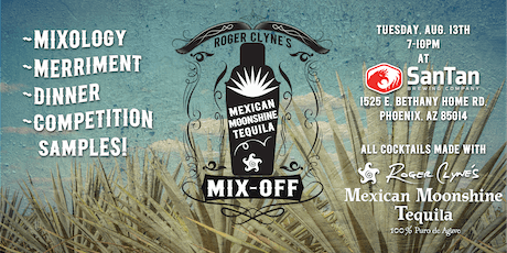 Roger Clyne's Mexican Moonshine Tequila Mix-Off tickets