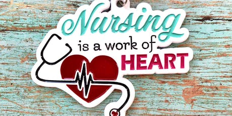 Now Only $10! Grateful for Nurses 5K & 10K - Springfield tickets