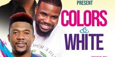 COLORS AND WHITE AFFAIR  tickets