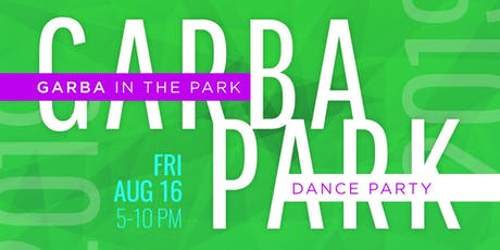 Garba in the Park tickets