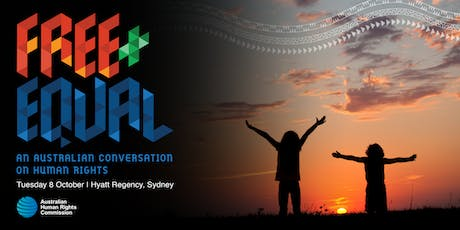 Free and Equal: An Australian Conversation on Human Rights 2019 tickets