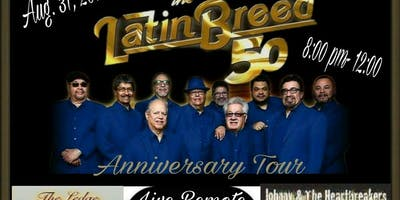 Breakin' The Rules Latin Breed Tour
