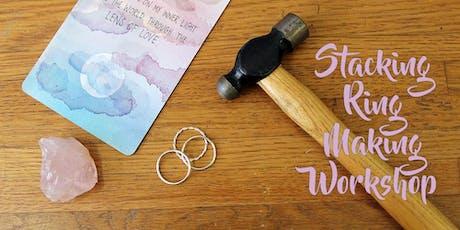 Stacking Ring Making Workshop tickets