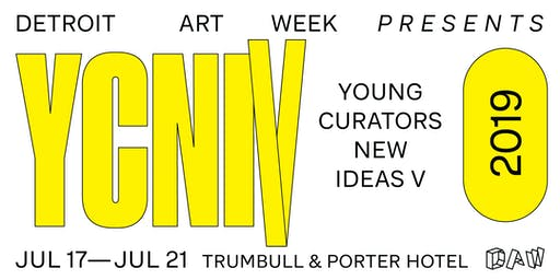 Young Curators New Ideas V 1-Day Pass