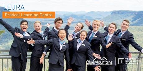 澳洲Top. 1 酒店管理學校介紹及前景分析 (Blue Mountains 學校代表親臨,即場招生及面試) tickets