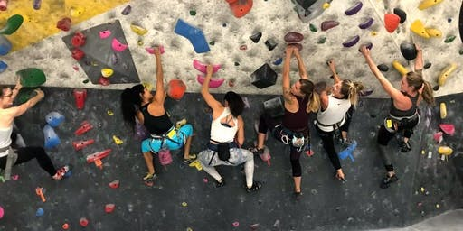 SAS Climb Night at Riverfront Rock Gym