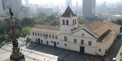 CAMINHADA HISTÓRICA NO CENTRO DE SÃO PAULO (1º Congresso da APTRAD /Brasil)