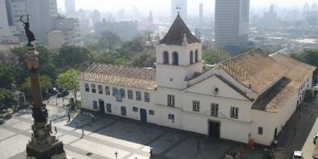 CAMINHADA HISTÓRICA NO CENTRO DE SÃO PAULO (1º Congresso da APTRAD /Brasil) ingressos