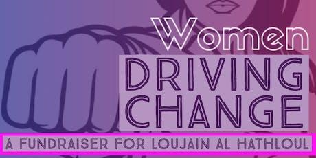 Women Driving Change tickets