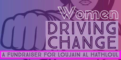 Women Driving Change