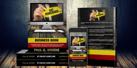 Get Published Business Book Launch Party tickets