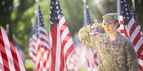 CarePossible's 6th Annual Salute to the Military tickets