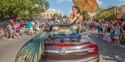 4th Annual Downtown Mermaid Promenade