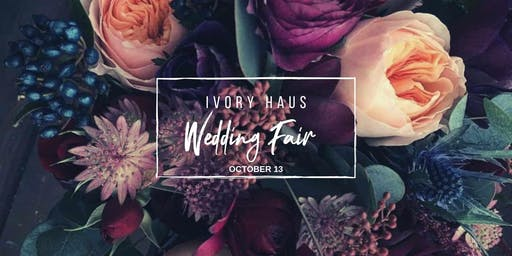 Ivory Haus Wedding Fair 2019