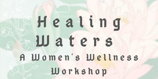 Healing Waters - Breathwork Workshop for Women