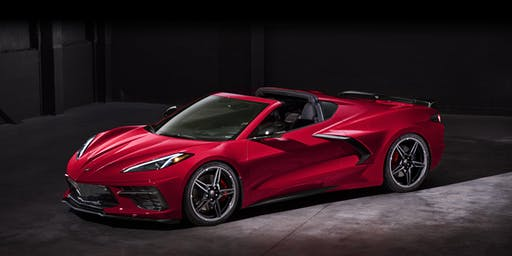 2020 Corvette C8 Mobile Tour - Hendrick Chevrolet Shawnee Mission